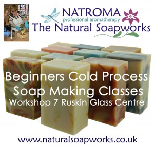 The Natural Soapworks - SoapClasses2015